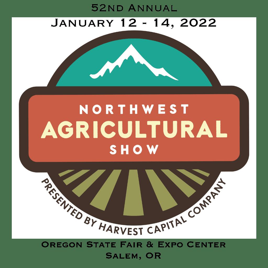 Northwest Ag Show January 12-14, 2022